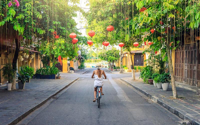 Paradise found? The ancient town of Hoi An - pascal kiszon