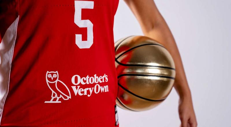 OVO and Canada Basketball teamed up to create a brand-new uniform for the women's national team. (Canada Basketball)