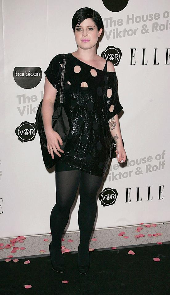 "Kelly Osbourne should really consider investing in a bag of moth balls. Ferdaus Shamim/<a href=""http://www.wireimage.com"" target=""new"">WireImage.com</a> - June 17, 2008"