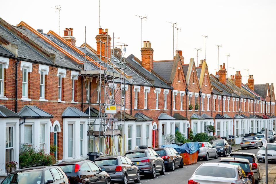 February's sales were largely driven by buyers rushing to meet the stamp duty holiday deadline. Photo: Getty Images