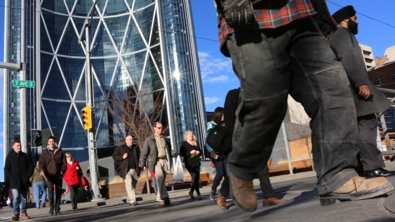 Alberta's slowly recovering economy a challenge for many, ATB report says