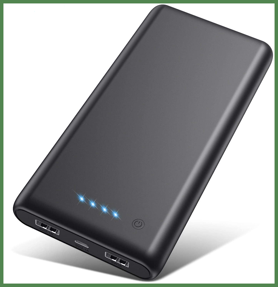 For Prime members only: Save $6 on this Yacikos Portable Charger (26800mAh). (Photo: Amazon)