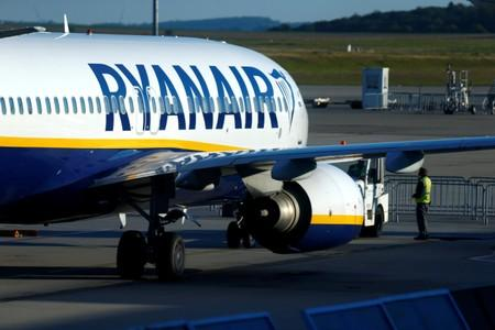 German pilots reach first wage agreement with Ryanair