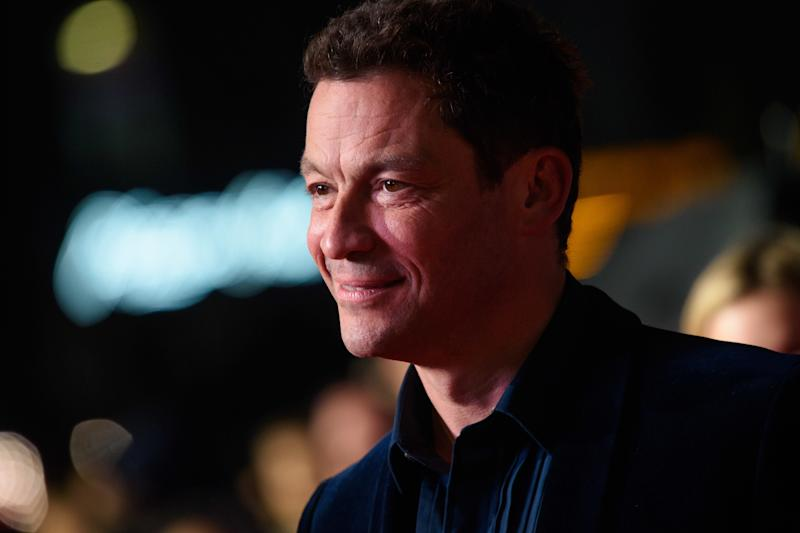 Dominic West attending the Colette UK Premiere as part of the BFI London Film Festival at the Cineworld Leicester Square, London.