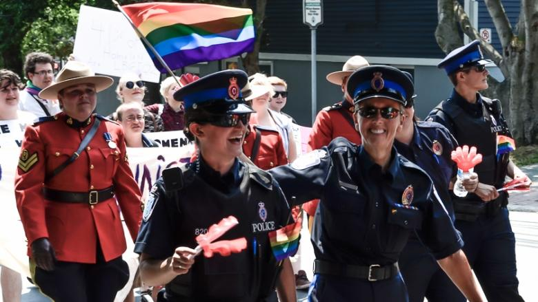 St. John's Pride welcomes back police for parade, defends RNC handling of controversies