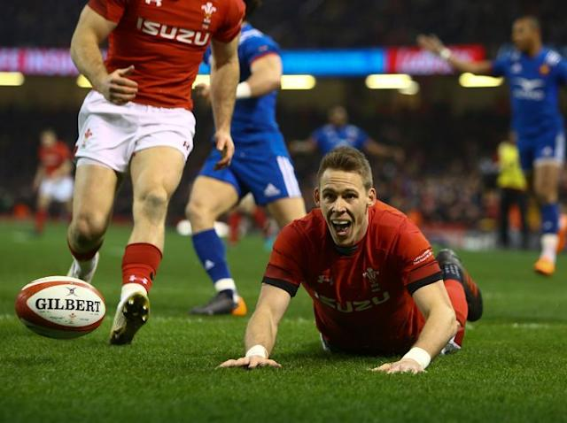 Six Nations: Wales secure runners-up spot with attritional win over France