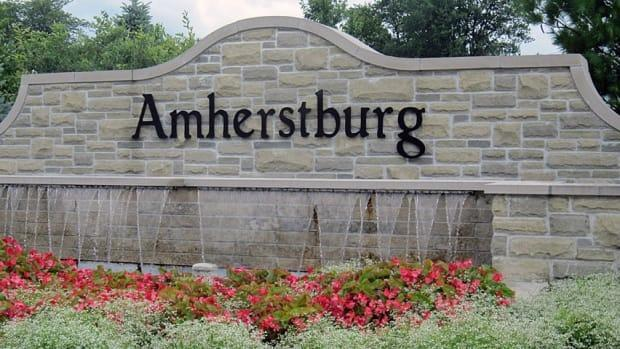 Amherstburg will once again hold Open Air Weekends during the summer this year.                              (CBC - image credit)