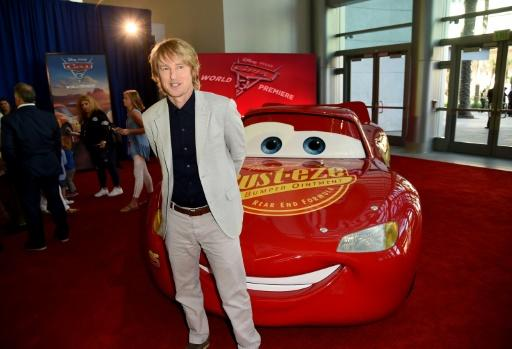 'Cars 3' speeds past 'Wonder Woman' at box office