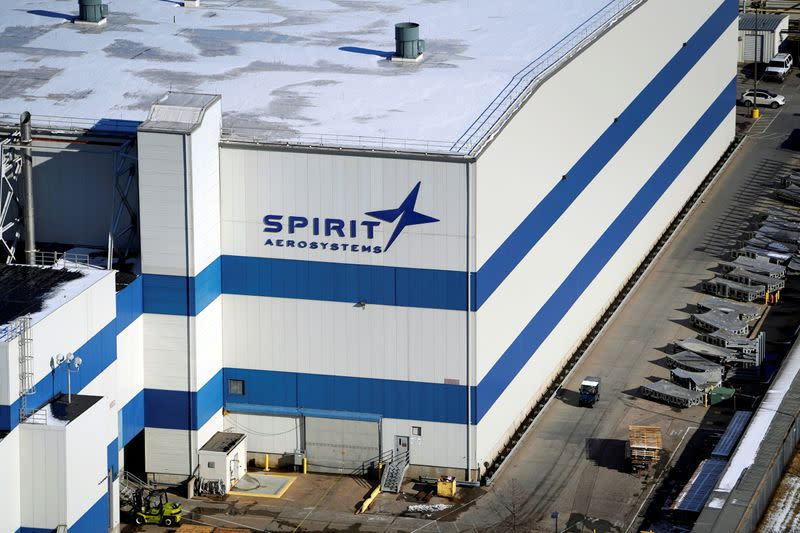 Spirit pushes cash flow target to 2022 after bigger-than-expected loss