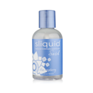 """Trusted lubricant brand Sliquid offers flavored versions formulated especially for people with vulvas, as the ingredients are extra gentle (ideal for those who are prone to yeast infections and UTIs). The flavors are also more subtle and meant to enhance one's natural taste without completely overpowering it. This water-based based formula makes it safe to use with toys and condoms, it's easy to wash off. $16, Babeland. <a href=""""https://www.babeland.com/sex-toys/p/BL40239/sliquid/sliquid-swirl-blue-raspberry"""" rel=""""nofollow noopener"""" target=""""_blank"""" data-ylk=""""slk:Get it now!"""" class=""""link rapid-noclick-resp"""">Get it now!</a>"""