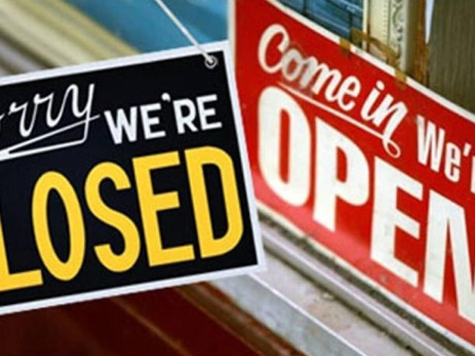 Government services are closed but some retail and hospitality locations are open for Thanksgiving Day on Monday, Oct. 11. ( - image credit)
