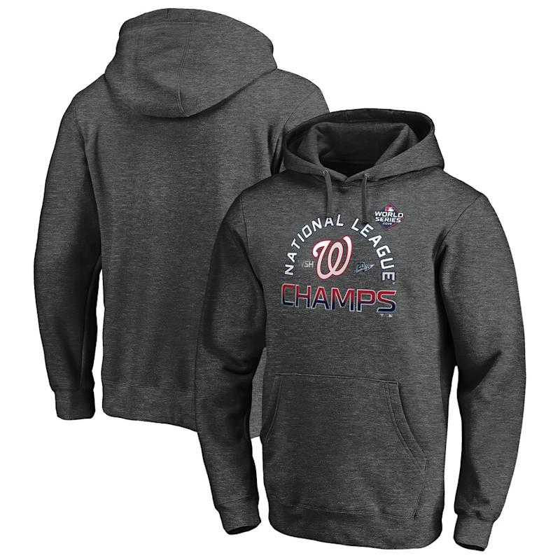 Nationals 2019 National League Champions Pullover Hoodie