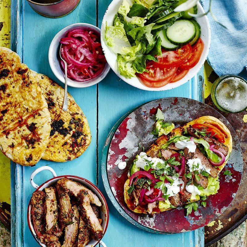 """<p>Lamb is wonderfully versatile, full of flavour and is often a popular choice around <a href=""""https://www.goodhousekeeping.com/uk/easter/"""" rel=""""nofollow noopener"""" target=""""_blank"""" data-ylk=""""slk:Easter"""" class=""""link rapid-noclick-resp"""">Easter</a> time. It's is a very tender choice of meat so you'll be rewarded with a succulent dish every time. </p><p>We have collated our favourite lamb dishes using a wide range of cuts, from mince to leg, and cutlets to neck fillet. We have everyone's tastes covered with spiced <a href=""""https://www.goodhousekeeping.com/uk/food/recipes/g552765/easy-curry-recipes/"""" rel=""""nofollow noopener"""" target=""""_blank"""" data-ylk=""""slk:curries"""" class=""""link rapid-noclick-resp"""">curries</a>, slow cooked red wine shanks, a traditional hotpot and <a href=""""https://www.goodhousekeeping.com/uk/food/recipes/a535301/chicken-pasty/"""" rel=""""nofollow noopener"""" target=""""_blank"""" data-ylk=""""slk:pasties"""" class=""""link rapid-noclick-resp"""">pasties</a>. </p>"""