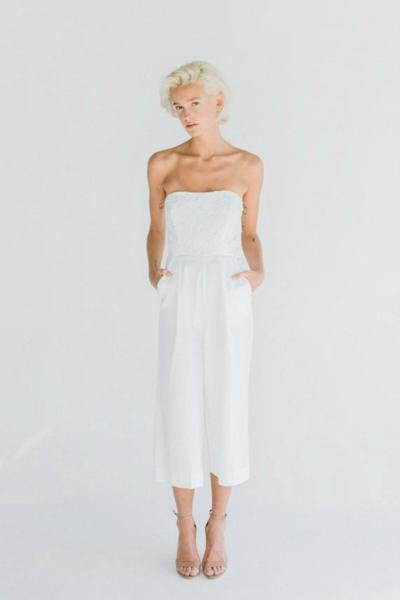 Gifting lounges and bridesmaid jumpsuits will be all the rage this year.