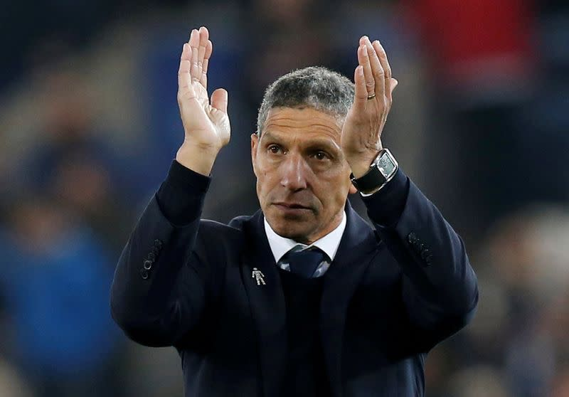 Hughton replaces Lamouchi as Nottingham Forest manager