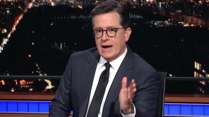 Stephen Colbert Has A Theory About Gary Cohn's Sudden Departure From The White House