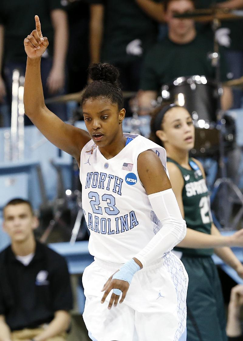 Stopping UNC rookie DeShields a tough task