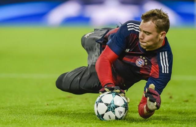 Germany goalkeeper Manuel Neuer has been included in Bayern Munich's squad for the German Cup final on Saturday after eight months sidelined by a fractured foot