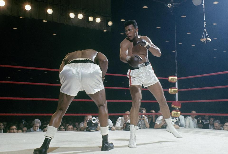 <p>He is working on his masters degree in education at UC Berkeley. His thesis focuses on Muhammad Ali. </p>