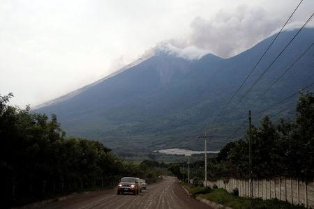 Volcano Eruption Leaves at Least 25 Dead in Guatemala