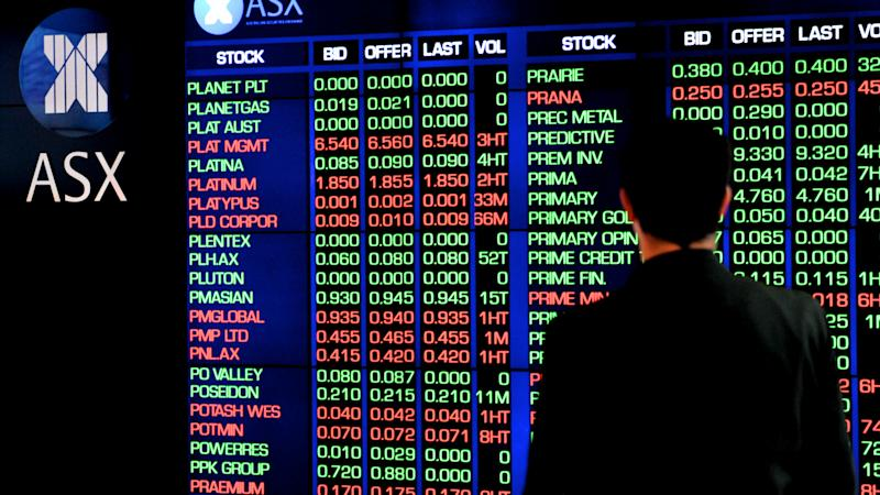 Australian market set to open higher