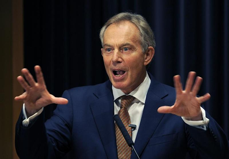 Tony Blair has said that Brexit is not inevitable: Getty