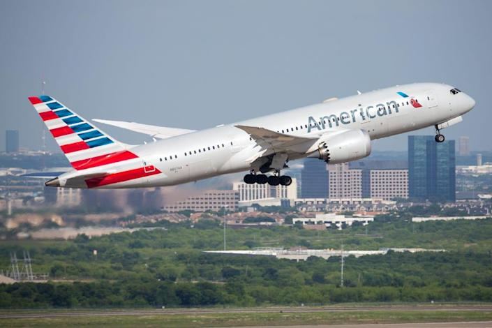American Airlines executives say the airline will have to lay off as many as 25,000 front-line workers.
