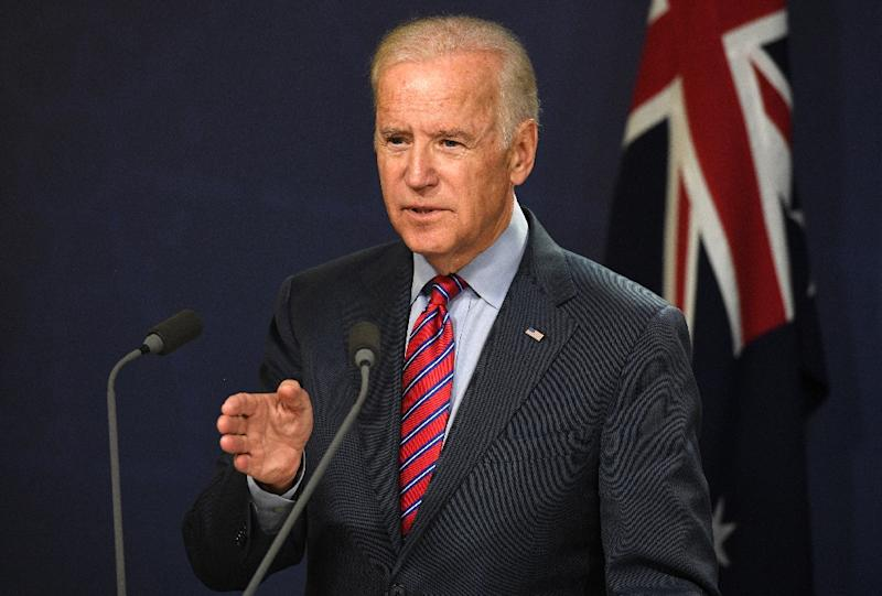 Biden opens new Vic Cancer Centre