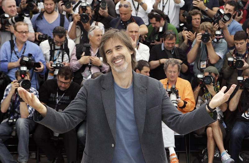Director Walter Salles poses during a photo call for On the Road at the 65th international film festival, in Cannes, southern France, Wednesday, May 23, 2012. (AP Photo/Lionel Cironneau)