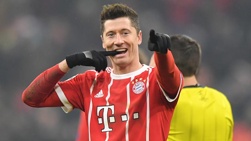 Lewandowski will stay at Bayern and surpass my goal record, says Heynckes