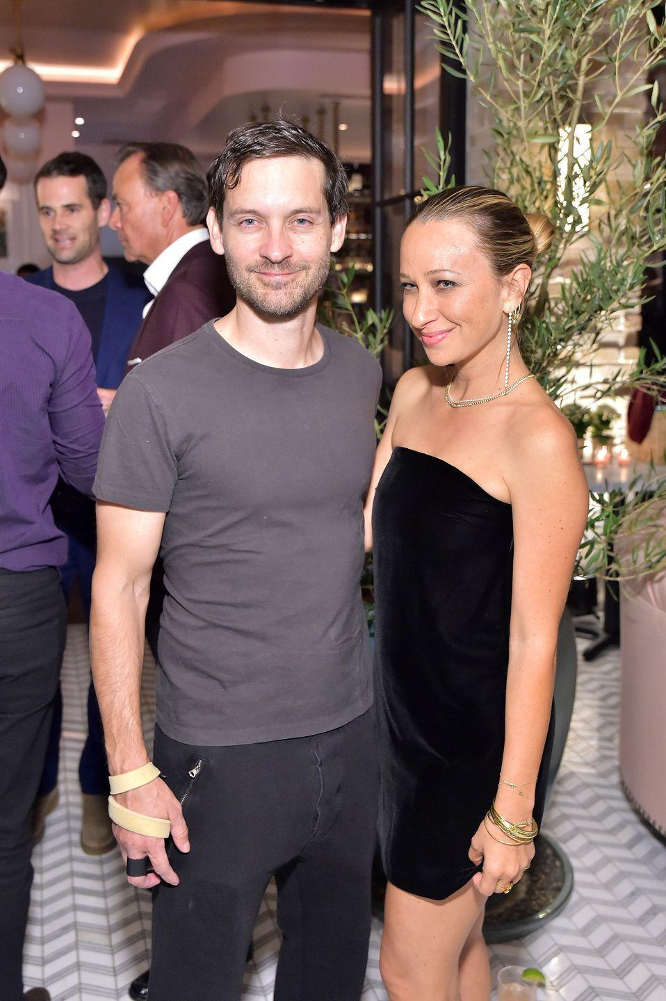 <p>The <em>Spider-Man </em>actor married jewelry designer Jennifer Meyer in 2007. The couple, who share two children together, divorced in 2017.</p>