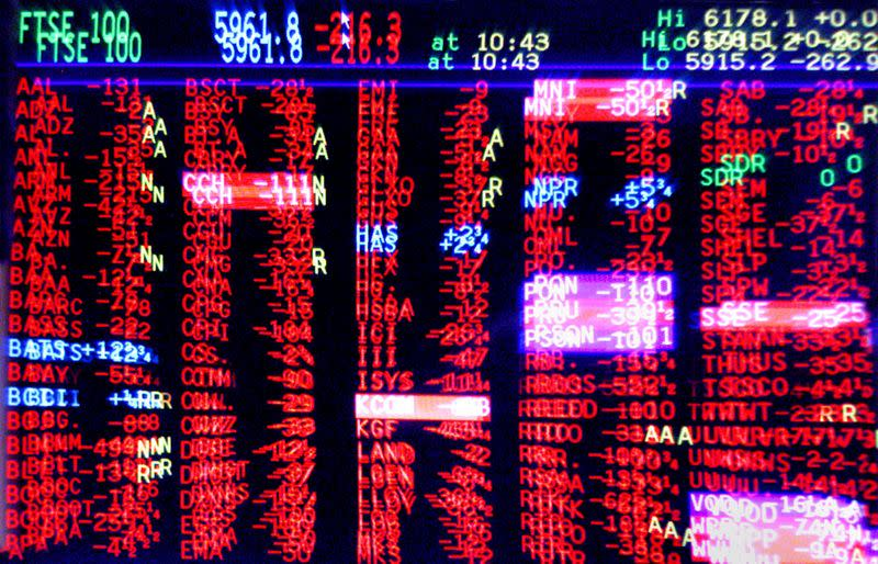 Stuck-at-home punters flock to financial betting, and lose badly