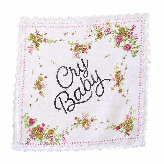 "<i>Buy it from <a href=""https://www.etsy.com/listing/513920891/cry-baby-handkerchief?ref=shop_home_active_21"" target=""_blank"">SnotBad on Etsy</a> for $10+.</i>"