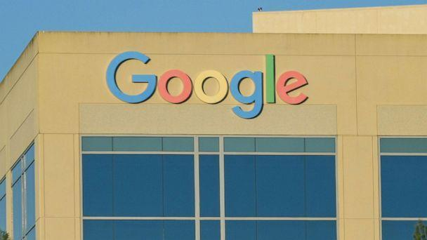 PHOTO: In this Feb. 27, 2021, file photo, a view of the Google building is seen in Irvine, Calif. (GC Images via Getty Images, FILE)