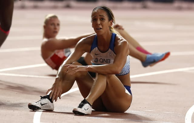 Great Britain's Katarina Johnson-Thompson has sent out a major warning to rivals ahead of next year's Olympics in Tokyo (Martin Rickett/PA)
