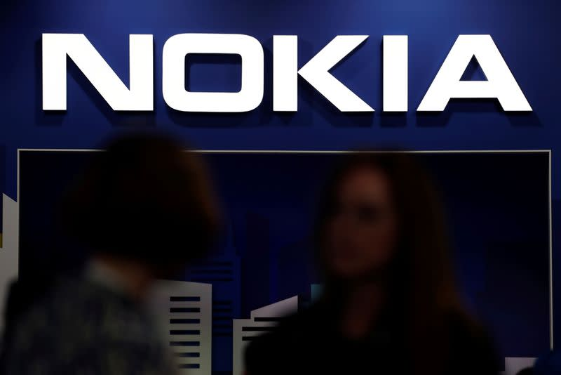 Nokia veteran Sari Baldauf takes over as 5G battle rages