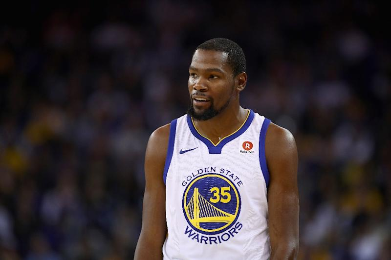 "NBA superstar Kevin Durant blasted critics who claim the Warriors are a better team without him by saying he ""knows what he brings to the team"""