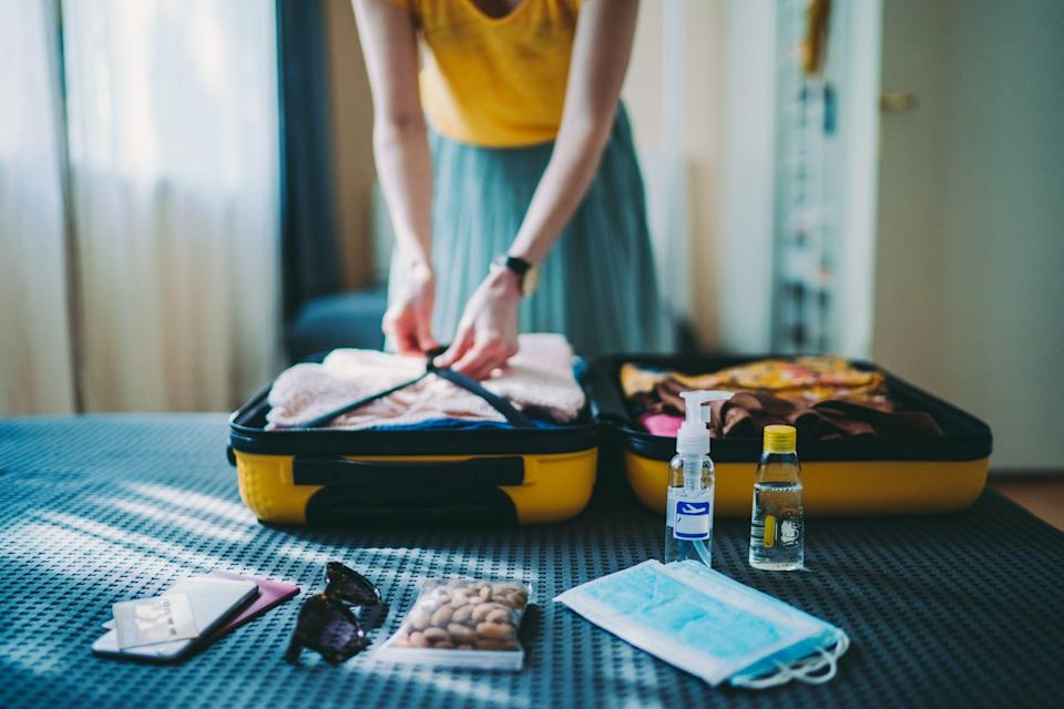 """Travelers want """"an honest and transparent response from the industry to mitigate their fears about the pandemic and the chance of catching COVID-19 when traveling,"""" says Alan Fyall, a professor at the Rosen College of Hospitality Management at the University of Central Florida."""