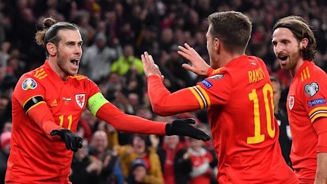 The Real Madrid ace joked that a fellow countryman's match-winning display in a final Euro 2020 qualifying outing was long overdue