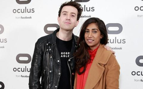 Nick Grimshaw and Tina Daheley - Credit: Getty Images Europe