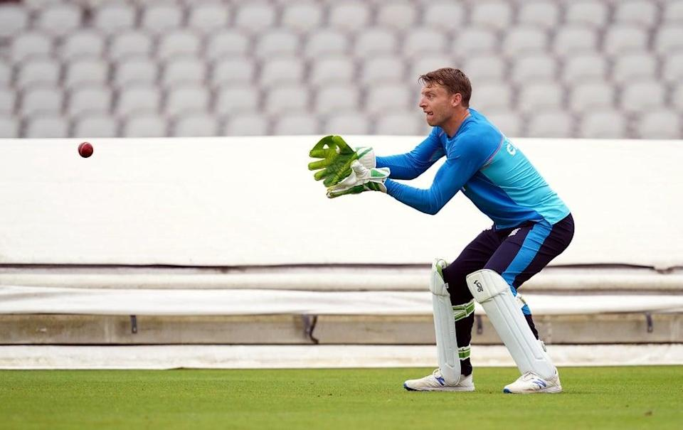 Jos Buttler was hoping the Test would go ahead as scheduled (Martin Rickett/PA) (PA Wire)