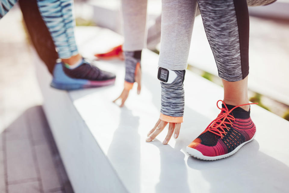 Where did the 10,000 steps figure come from? [Photo: Getty]