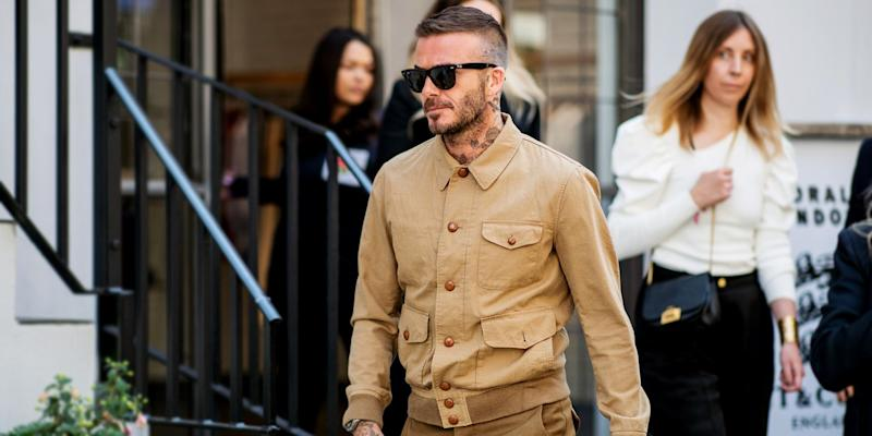 22fecde71 Here's Where to Get David Beckham's Wallabee Shoes