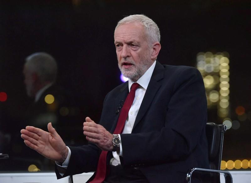 Labour's Corbyn accuses Conservatives of offering up UK health service in U.S. talks