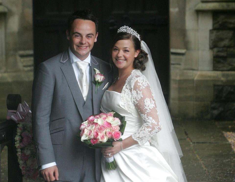 The pair tied the knot in 2006. Copyright: [Rex]