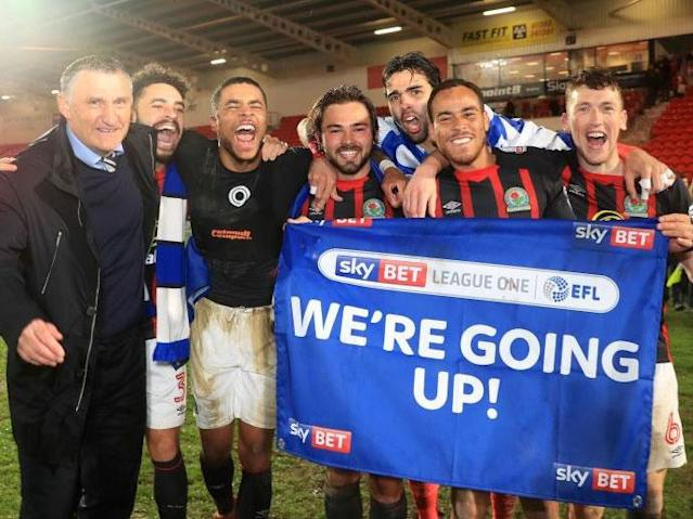 A year on from their lowest low, Blackburn Rovers are on their way back