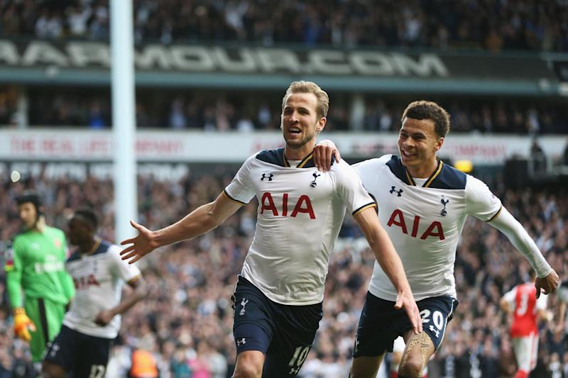Tottenham Hotspur FC via Getty Images