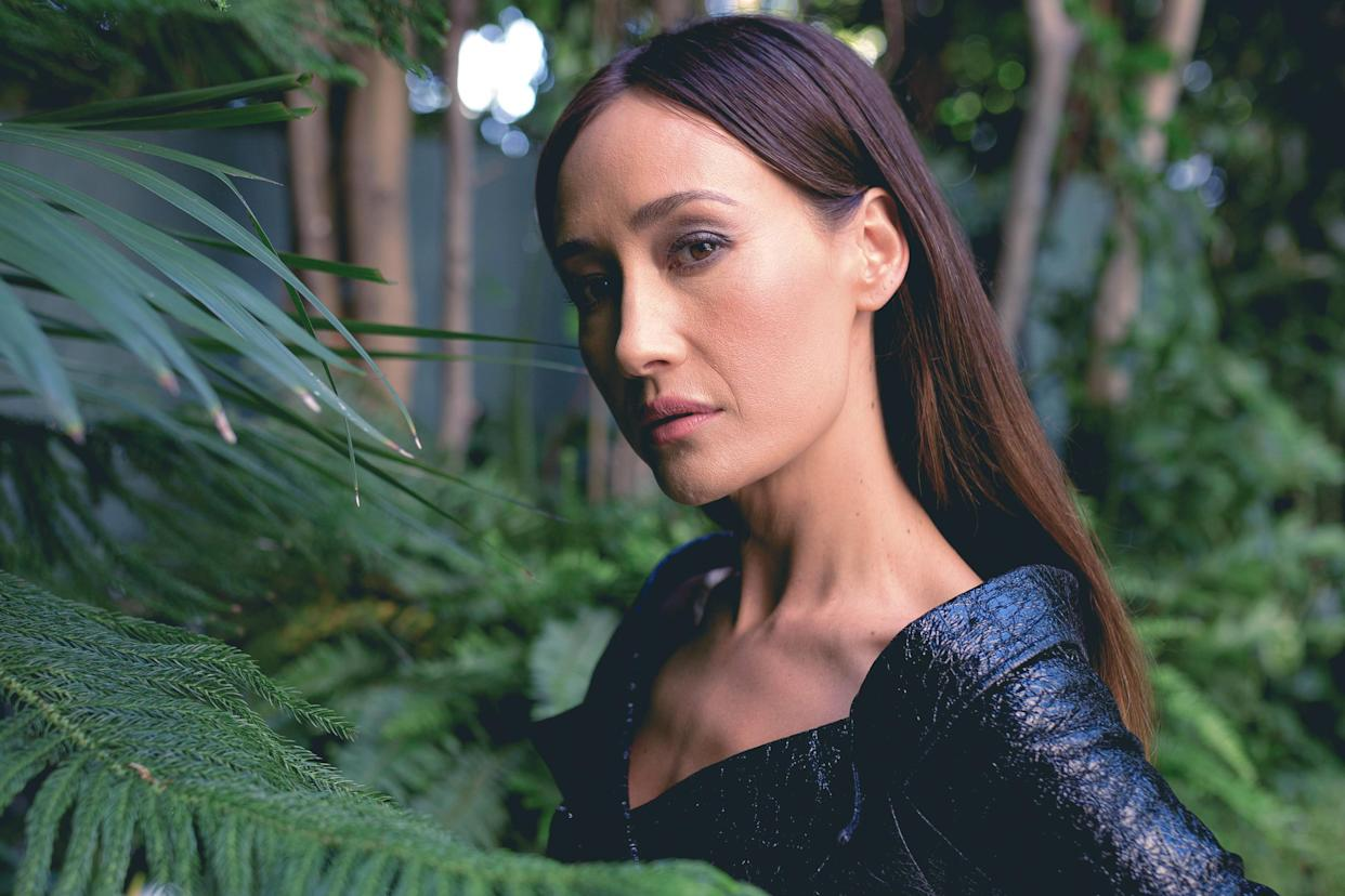 Actress Maggie Q, 42, spoke out about her experience in the modeling. (Photo: Rich Polk/Getty Images for IMDb)