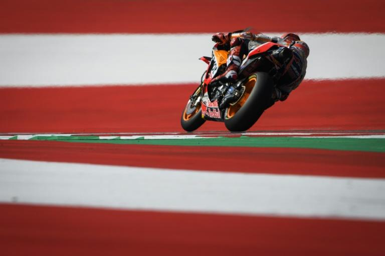 Marc Marquez finished second in Austria and increased his lead in the MotoGp standings