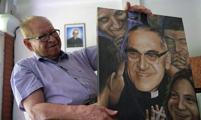 Murdered Salvadoran Archbishop Oscar Romero made a saint